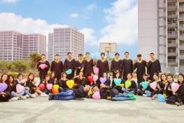 全日制英语149班毕业留念,深圳成人英语培训机构排名